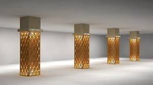 3d column concept design 124 by studioamar 3docean