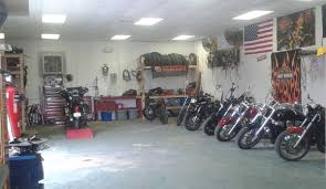 hallandale motorcycle repair south florida custom build shop