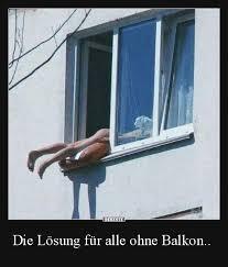 krã uter fã r den balkon die lösung für alle ohne balkon lustige bilder sprüche witze
