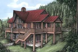 cabin style house plans cabin style house plan 4 beds 4 50 baths 2770 sq ft plan 115 159