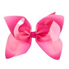 hair bow tie 24pcs free shipping jojo siwa large rainbow signature hair bow in
