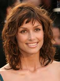 how to cut your own hair like suzanne somers medium length curly hairstyles for womens medium length layered