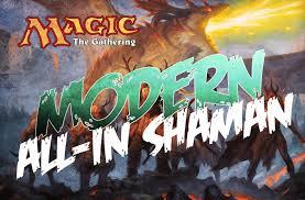 all in shaman budget modern deck erasmus youtube