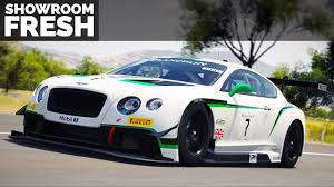 bentley sports car 2014 forza horizon 3 2014 bentley 7 m sport bentley continental gt3