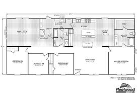 fleetwood manufactured home floor plans floor plans of fleetwood manufactured homes