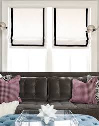 Curtains Inside Window Frame Roman Shades Essential Tips For Choosing An Inside Or Outside
