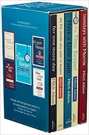 photo album sets mitch albom box sets mitch album 9780748137992 books
