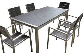 stunning contemporary patio dining sets mangohome aluminum 7 piece