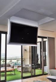 Motorized Ceiling Mount Tv by Hang Tv From Ceiling Mount Google Search Creativity