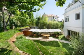 Italian Backyard Design by Giardino Pop Up Nicola Spinetto Landscape Design Pinterest
