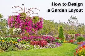 inspirational how to design a garden layout 17 best ideas about