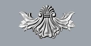 ornament 2sfa 3d print model cgtrader