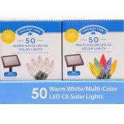 holiday time christmas lights holiday time christmas lights led c6 solar lights with green wire