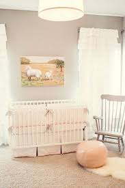 Nursery Wooden Rocking Chair Baby Nursery Image Of Baby Nursery Room Decoration Using