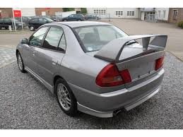 used mitsubishi lancer for sale used mitsubishi lancer evo 4 now in holland for sale at u20ac8 994
