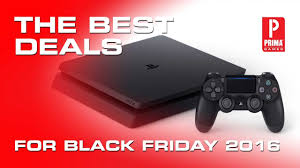 amazon ps4 black friday sale black friday 2016 the best deals on ps4 and xbox one from amazon