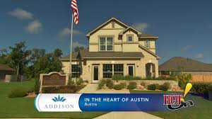 Brookfield Homes Floor Plans by Brookfield Residential Presents Addison In The Heart Of Austin