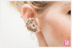 how to make ear cuffs ear cuff