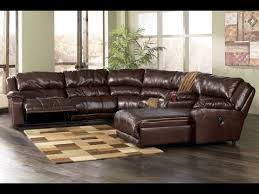 sectional sofa with recliner and chaise lounge youtube