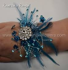 How To Make A Corsage Wristlet Prom Flowers