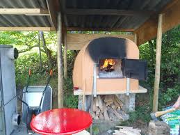 Building A Backyard Pizza Oven by How To Build A Pizza Oven 9 Steps With Pictures