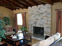 Unique And Beautiful Stone Fireplace by Interesting Fireplace Hearth Ideas To Create Beautiful Fireplace