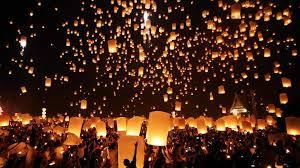 Festival Of Lights Thailand 9 Dazzling Festivals Of Light Across The World Condé Nast