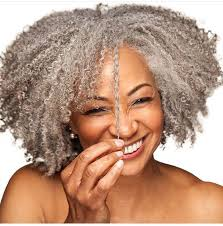 african american hairstyles for grey hair image result for gray highlights on african american hair going