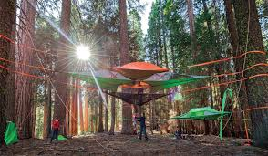 hammock tents camp in the trees tentsile pros and cons review
