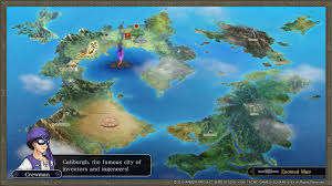Map Qust Dragon Quest Heroes The World Tree U0027s Woe And The Blight Below