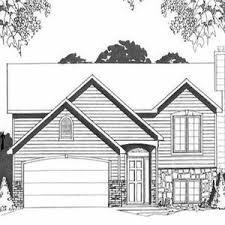 quad level house plans multi level house plan bedrms baths sq 4 plans 5 modern 2 story