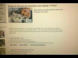 usbank american humane visa platinum card