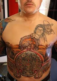 maori stomach tattoo for men real photo pictures images and