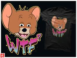 Jerry Meme - jerry wtf t shirt cool gift idea retro funny meme by mrmefo on