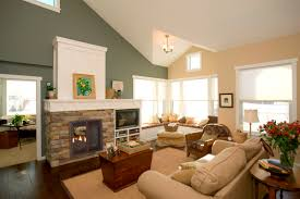 Brown And Sage Green Room Idea Interior Fascinating Image Of Living Room Decoration Using Cream