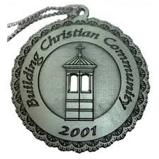 custom pewter ornaments custom made to your design logo