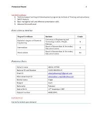 Chemical Engineer Resume Examples by Process Engineer Resume
