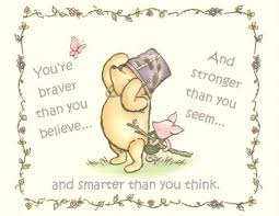 winnie the pooh friendship quote quote number 558838 picture