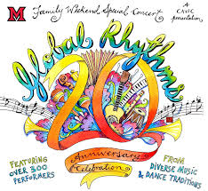 20th anniversary present global rhythms 20th anniversary celebration concert oct 17