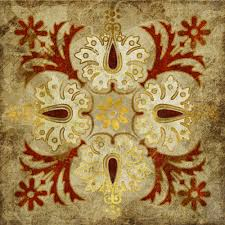 home patterns aliexpress com buy 2015 india gold retro ethnic patterns canvas