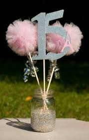 Centerpieces For Sweet 16 Parties by Rosielloons U2026 Pinteres U2026