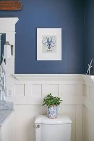 navy blue bathroom ideas 21 best image about wainscoting styles for your project navy
