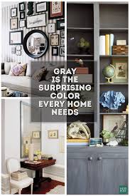 Home Needs Gray Is The Surprising Color That Every Home Needs Huffpost