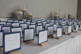 Table Place Cards by Creative Wedding Place Cards Perfect Day Wedding Planners