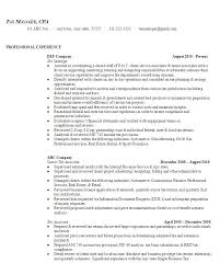Sample Resume For Tax Accountant by Tax Manager Sample Resume Ambrionambrion Minneapolis Executive