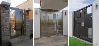 main gate design ideas for residential buildings