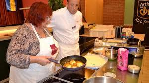 cuisinez comme un chef cuisinez comme des chefs au salon de la gastronomie la voix du nord