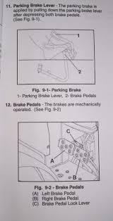 that parking brake
