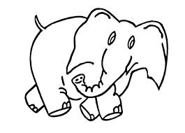 free online printable kids games elephant dot to dot clip art