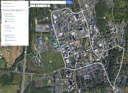 Yahoo Driving Maps Odu Campus Map Map Ques